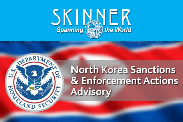 CBP Issues Reminder to Be Aware of North Korea Trade Practices