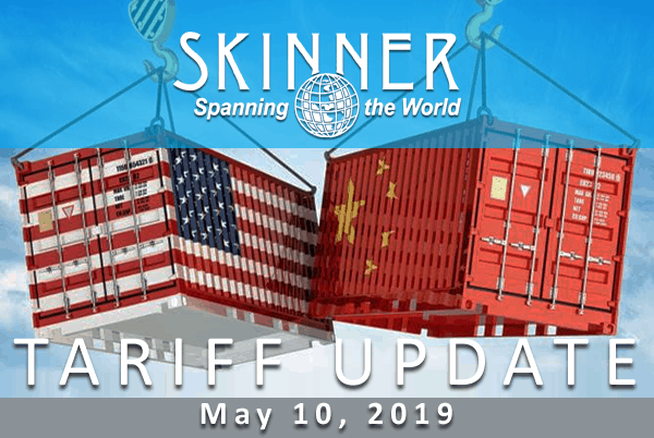 U.S. Raises Section 301 Tariffs on Chinese Goods to 25%: What Importers Should Know