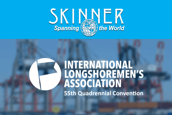 Bill Skinner to Address ILA Convention on July 23